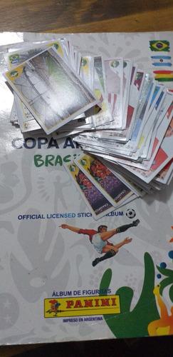 canje figuritas copa américa brasil 2019 -ramos mejia