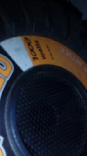 canjo de sonido para carro