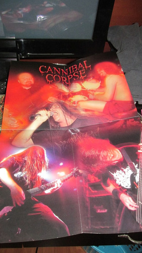 cannibal corpse 15 year killing spree