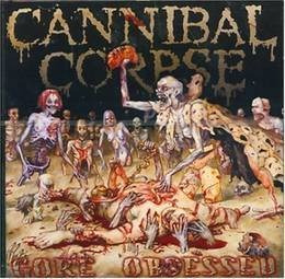 cannibal corpse gore obsessed cd nuevo