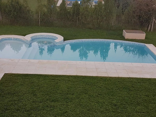 canning - don joaquin,  casa de 4 dormitorios y piscina.