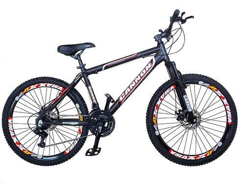 cannon aro bicicleta