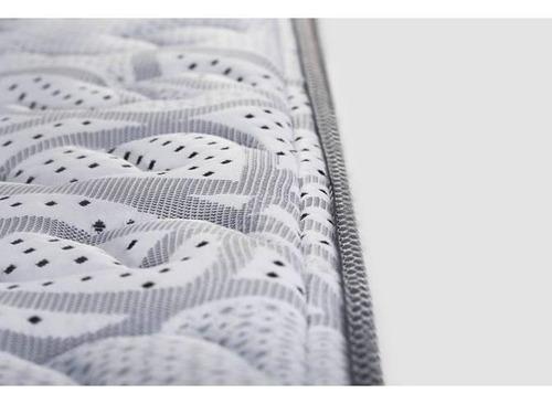 cannon doral pillowtop colchón 2½ plazas 190 x 140 x 33 cm.