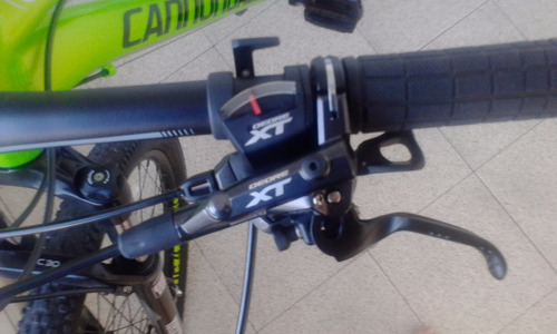 cannondale trail 4 talle l full xt shimano 22vel.