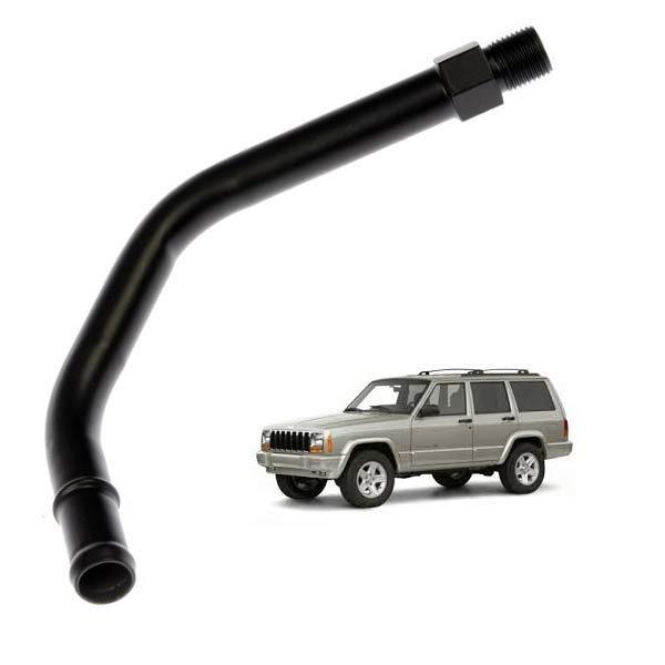 Cano Bomba Agua Jeep Cherokee Sport 4.0 V6 Até 2001   Rp 398