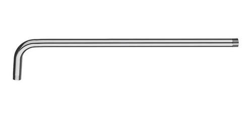 caño / brazo de 50cm para flor de ducha
