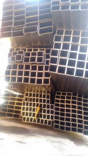 caño estructural 60 x 30 x 2 mm hierros matias adrogue