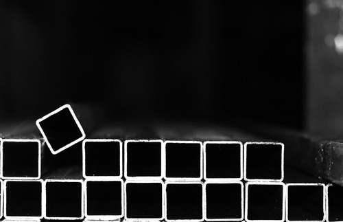 caño estructural cuadrado *** 15x15x1,25 *** en 6 mts.