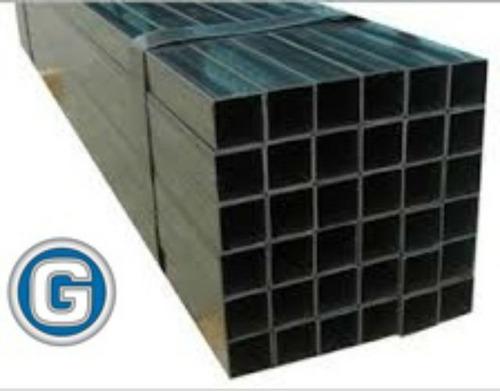 caño estructural cuadrado de 20 x 20 x 1,60 mm gramabi en barras de 6 mt. de largo tubo 20x20x1,6 hierro medidas 20x20