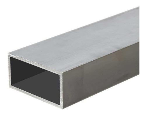 caño estructural rectangular *** 100x60x1,6 *** en 6 mts.