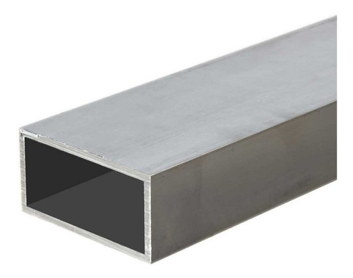 caño estructural rectangular *** 25x15x1,25 *** en 6 mts.