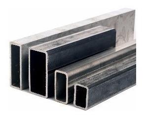 caño estructural rectangular *** 40x20x2 *** en 6 mts.