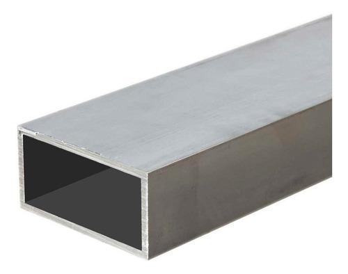 caño estructural rectangular *** 60x30x2 *** en 6 mts.