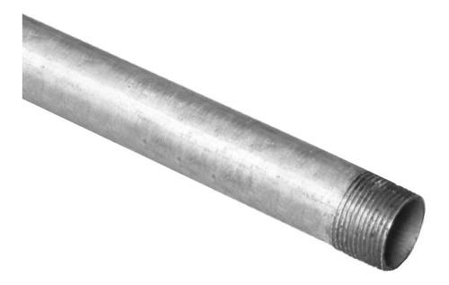 caño galvanizado 1/2  (13mm) x 6.4mts hacemos cortes y rosca