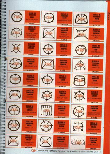 caño piloto orbis  art.05496/7