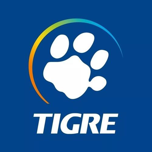 caño tubo 40mm (4m) tigre junta elastica pvc desague