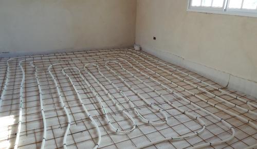 caño tubo pex piso radiante 20 mm