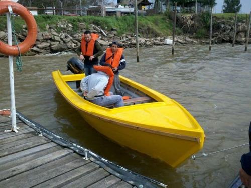 canoa caiman 650 c/doble fondo