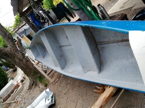 canoa  de fibra