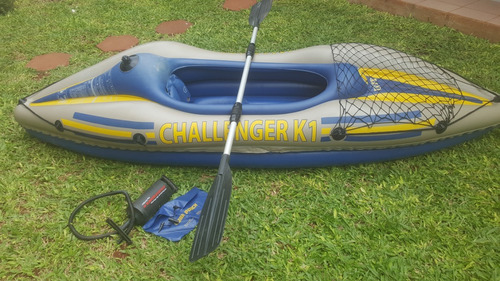 canoa inflable kayak