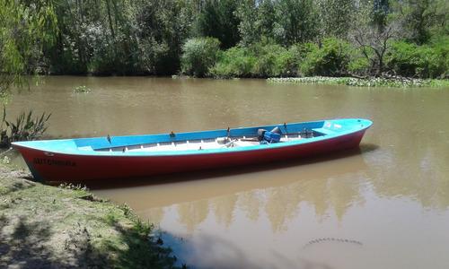 canoa isleña sasa