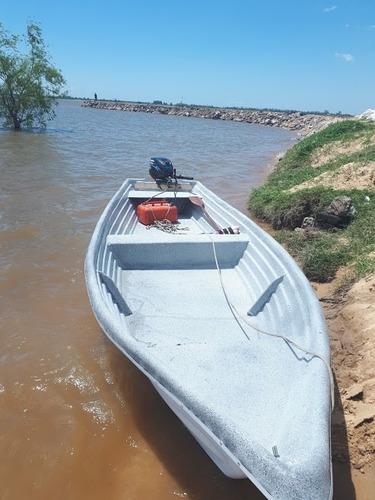 canoa max 540 a motor matriculable