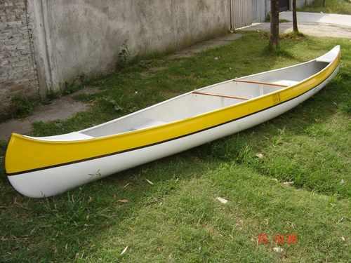 canoa mohicano de fibra de vidrio olympic marine  2016 0km