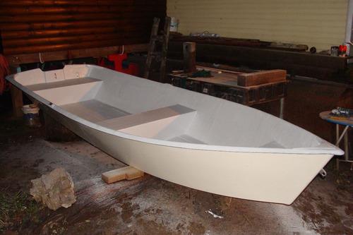 canoas para remos o motores fuera de borda chicos ( nuevas)