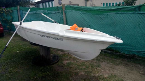 canobote caiman 420 s2 astillero navegar - nuevo