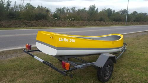 canobote caribe 390 clasic! somos fabricantes!!