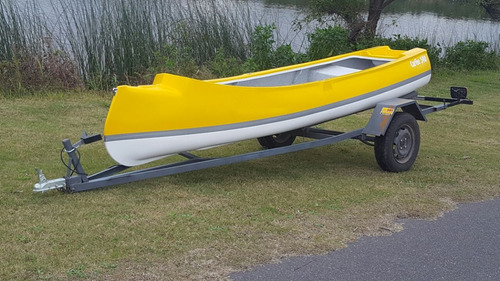 canobote caribe 390 classic! unicos con papeles