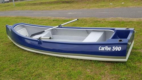 canobote caribe 390 exclusive + motor 2.5 unicos con papeles