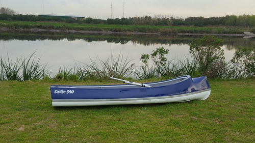canobote caribe 390 exclusive, unicos matriculables
