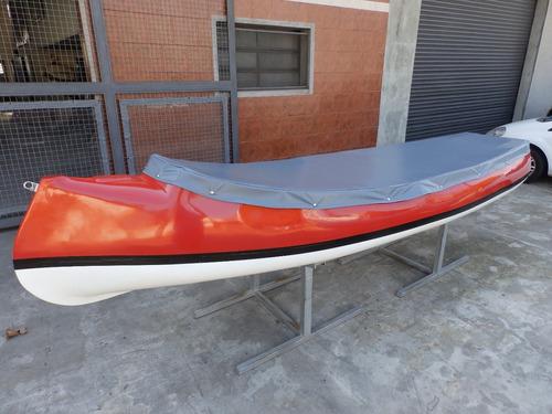 canobote de lujo 3,80 mts. excelente calidad nautica milione