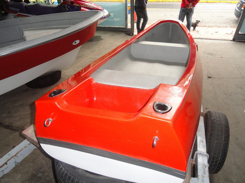 canobote nuevo modelo. hasta 5 hp 3.80 x 1.1 nautica garrido