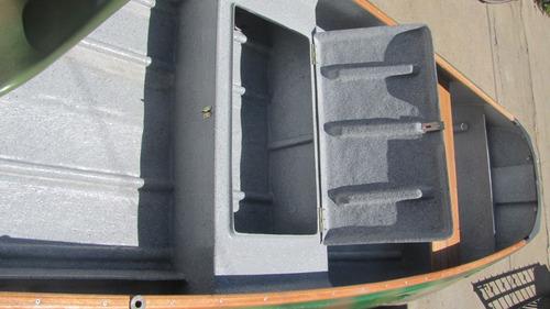 canobotes 4.15 m, eslora, 1.24 m de manga