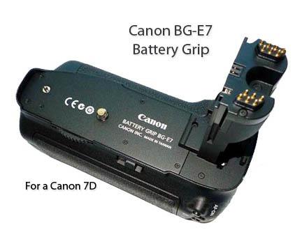 canom batetery grip bg e7 para camara canon eos 7d 29 verdes