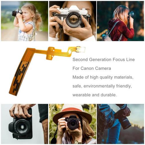canon 18-55 is ii línea de focus ii