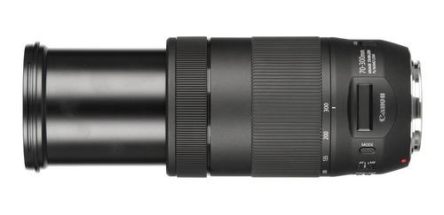 canon 70-300mm ef f/4-5.6 is usm 2 nueva serie !