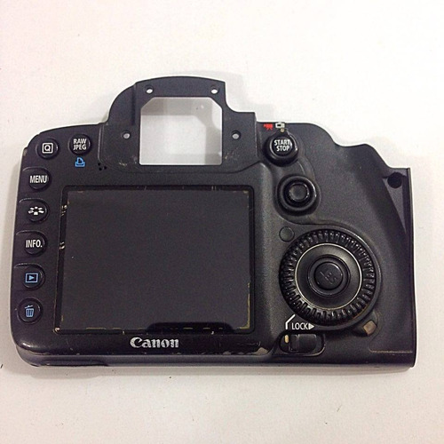 canon 7d  lcd