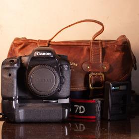 Canon 7d Mark I 1