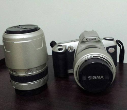canon analógica câmera
