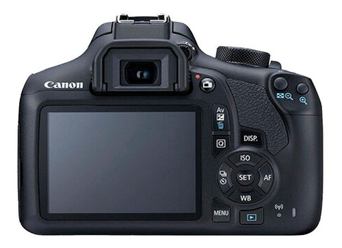 canon body wifi 18pxeos 1300d / rebel t6 digital slr camera