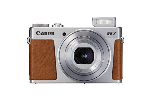 canon cámara digital powershot g9 x mark ii con wi-fi y...