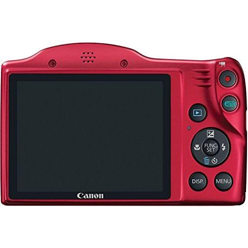 canon cámara digital powershot sx400 con zoom óptico de...