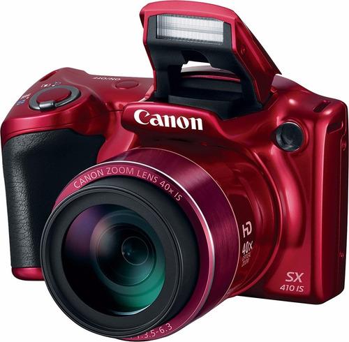 canon camara powershot sx420 40x 20mpx hd wifi nfc factura