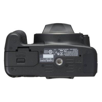 canon cámara réflex digital
