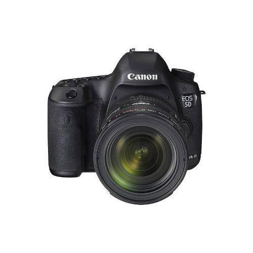 canon - cámara réflex digital eos 5d mark iii con 24-70 mm f