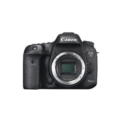 canon - cámara réflex digital eos 7d mark ii (sólo el cuerpo