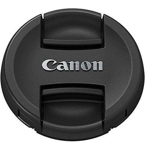 canon ef 1.969 in 1.8 stm lente filtro uv cristal tapa